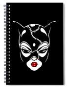 Erotic Print Spiral Notebook