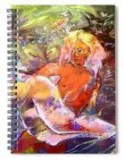 Erotype 06 1 Spiral Notebook
