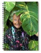 Erte At 95 Spiral Notebook
