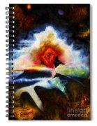 Eruption Spiral Notebook