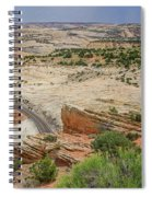 Escalante River Basin Spiral Notebook