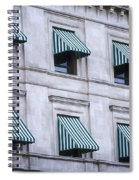 Escambia County Courthouse Windows Spiral Notebook