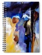 Escape Attempt Spiral Notebook