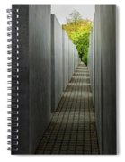 Escape From Oppression Spiral Notebook