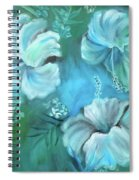 Escape To Serenity Spiral Notebook
