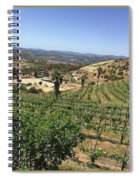 Escondido Calfornia Spiral Notebook