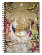Escorial: Tapestry Spiral Notebook