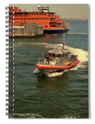 Escort Spiral Notebook