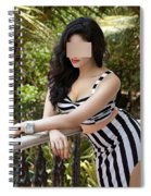 Escorts Services In Chennai Spiral Notebook