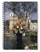 Escuela De Cristo Church II Antigua Spiral Notebook