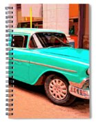 Esmeralda Spiral Notebook