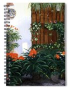 Espana Spiral Notebook