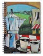 Espresso My Love Spiral Notebook