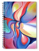 Essence Spiral Notebook
