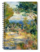 Estaque Spiral Notebook
