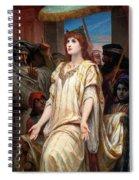 Esther Before Ahasuerus Spiral Notebook