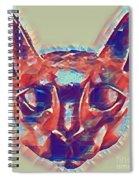 Eternal Cats Spiral Notebook