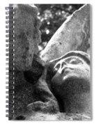 Eternal Flight Detail Spiral Notebook