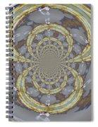 Eternal Friendship  Spiral Notebook