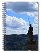 Eternal Guard Spiral Notebook