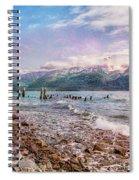 Eternal Longings Spiral Notebook