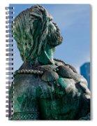 Eternal Repose Spiral Notebook