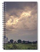 Eternal Storm Spiral Notebook