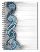 Eternal Wheel  Spiral Notebook