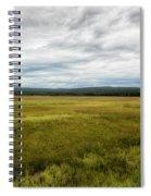 Eternal Yellowstone Spiral Notebook