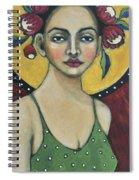 Eternally Yours Spiral Notebook