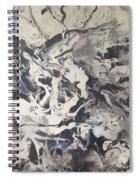 Ethereal Vertical Spiral Notebook