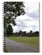 Eton College, Looking South Spiral Notebook