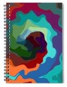 Etourdissement - 11a Spiral Notebook