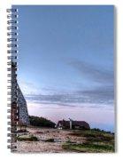 Etretat Spiral Notebook