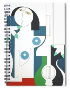 Etude Spiral Notebook