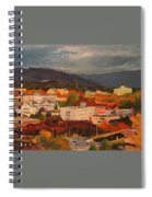 Eugene In Fall Spiral Notebook