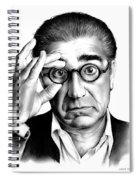 Eugene Levy Spiral Notebook