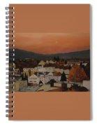 Eugene Ore Spiral Notebook