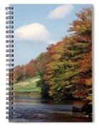 Ingliss - Fall Spiral Notebook