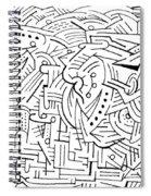 Euphonious Spiral Notebook