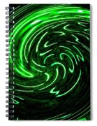 Euphoria Spiral Notebook