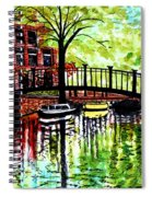 European Travels Spiral Notebook
