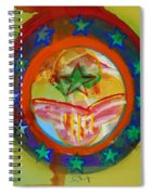 European Union Spiral Notebook