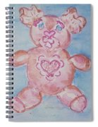 Ev Teddy Spiral Notebook