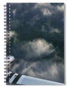 Evade Spiral Notebook