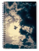 Evanston Cloudburst Spiral Notebook
