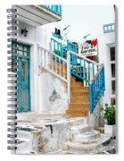 Eva's Garden Spiral Notebook