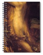 Eve Repentant  Spiral Notebook