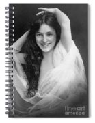 Evelyn Nesbit (1885-1967) Spiral Notebook