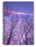 Even The Dead Pray For Color Spiral Notebook